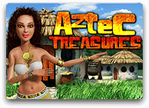 777 игровой автомат Aztec Treasures 3D в казино Вулкан